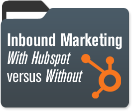 A case study on 7 companies that use free tools versus 7 that use HubSpot.