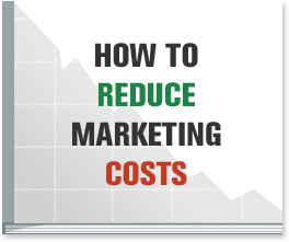 In The How to Reduce Marketing Costs Whitepaper, we'll introduce you to a way of marketing that's measurable, efficient, and successful.