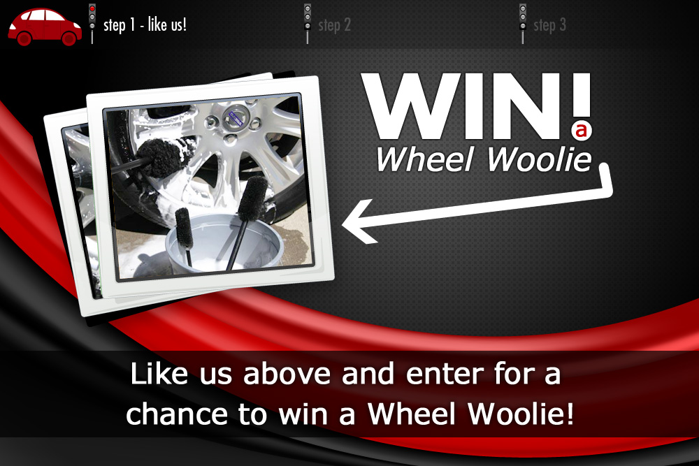 Like Us Contest Page