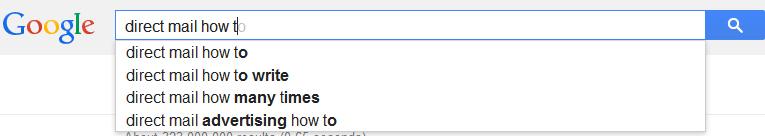 google-autofill