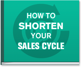 The How to Shorten Your Sales Cycle eBook helps you embrace the power of the internet to maneuver a shorter sales process.