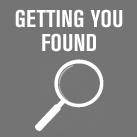 Getting You Found