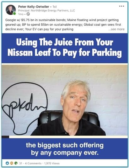 PKD Video Marketing on LinkedIn