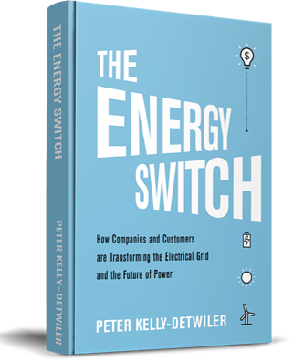 The Energy Switch Author Peter Kelly-Detwiler