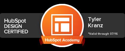 Tyler-Kranz-HubSpot-Design-Certified-COS