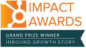 Impact Awards Grand Prize Winner Inbound Growth Story
