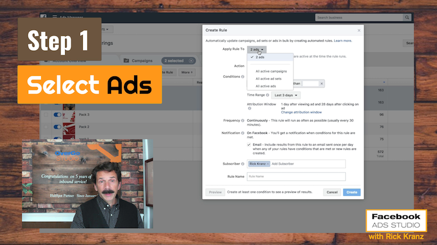 step-1-select-ads-facebook-ads-automated-rules-1